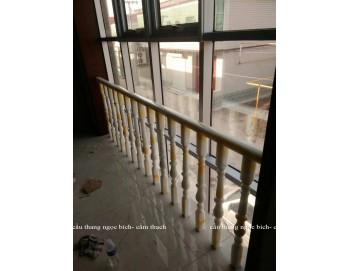 Cầu thang ngọc bích công trình 29