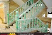 Tìm đại lý phân phối cầu thang đá cẩm thạch ngọc bích, bàn ghế ăn biệt thự, phân phối tranh đá phù điêu cẩm thạch toàn quốc