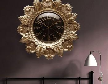 Đồng hồ trang trí 3D DH23
