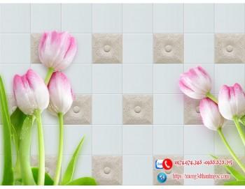 Tranh gạch hiệu ứng 3D 111