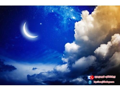 Trần mây 3d