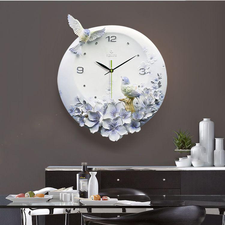 Đồng hồ treo tường cao cấp DH15