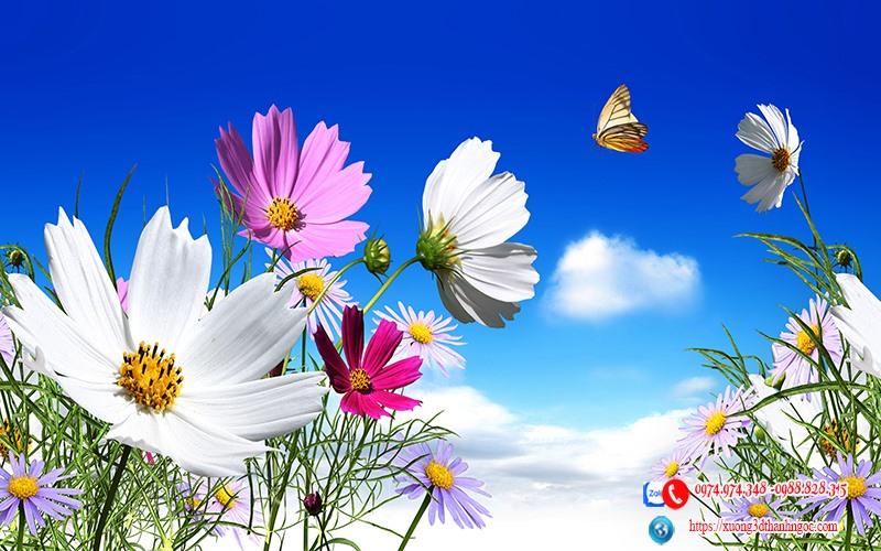 Tranh 3d hoa 1014